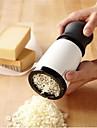 1 st Skalare & rivjärn For för ost Plast Hög kvalitet Kreativ Köksredskap