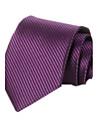 Bărbați Dungi Toate Sezoanele Birou Casual Poliester,Cravată