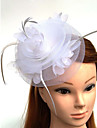 Tulle / Feather / Net Fascinators / Hats / Birdcage Veils with 1 Wedding / Special Occasion Headpiece