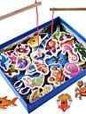 Lego Jucarii de pescuit Jucării Educaționale Pești Magnetic Clasic Băieți Fete Jucarii Cadou