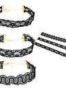 Coliere Choker Lănțișoare Lănțișor Bijuterii Design Basic Personalizat Euramerican La modă Dantelă Articole de ceramică Șuviță unică Negru