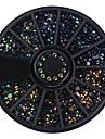1 Glitters Mode Neon & Bright Hög kvalitet Dagligen