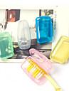 Fonoun Plastique Porte / Protege Brosse a Dent de Voyage Organisateur de Bagage Resistant a l\'humidite Portable Ultra leger (UL)