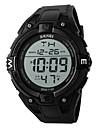 SKMEI Bărbați Piloane de Menținut Carnea Ceas digital Ceas Sport Japoneză Alarmă Calendar Cronograf Rezistent la Apă LED Iluminat