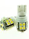 SENCART BA9S T10 Bilar Glödlampor 2W W SMD LED 80-120lm lm LED innerbelysningen