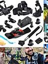Camera d\'action / Camera sport Fixation Guidon OuTige De Selle Trepied Multifonction Pliable Ajustable Tout en un Pratique Pour Camera
