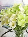 10 Gren Verklig beröring Lilja Bordsblomma Konstgjorda blommor