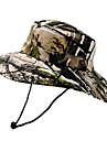 Unisex camouflage Udendørs Påførelig Bekvem Solcreme Hat Forår Sommer Efterår Tactel Jagt / Vinter