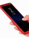 Maska Pentru Samsung Galaxy S8 Plus S8 Mătuit Corp Plin Culoare solidă Greu PC pentru S8 S8 Plus