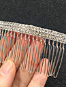 Hair Combs Headpiece Wedding Party Elegant Classical Feminine Style
