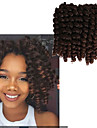 Lockigt havana Virkad Klassisk Bouncy Curl Jamaican Bounce-hår Hög kvalitet Pre-loop Virka Flätor Hårflätor Dagligen
