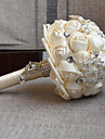 """Flori de Nuntă Buchete Nuntă Margele Dantelă 7.09""""(Approx.18cm)"""