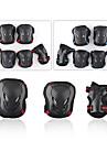 Vuxna Skyddande utrustning Skatehjälm Knä-, armbågs- och handledsskydd för Skridskoåkning Cykling / Cykel Inlines Skateboarding Repsäker