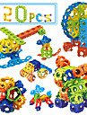 Lego / Jucării Educaționale 120pcs Vultur Reparații Unisex Cadou