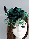 Net Diadema-Nuntă Ocazie specială Pălărioare Pălării/Căciuli Voaluri Plasă 1 Bucată