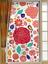 Blom Fönsterklistermärke,PVC/Vinyl Material fönster~~POS=TRUNC