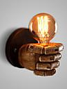 Rustik / Stuga / Antik / Vintage Vägglampor Harts vägg~~POS=TRUNC 110-120V / 220-240V 60W