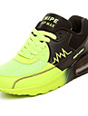 Pentru femei Pantofi PU Primăvară / Toamnă Confortabili Adidași de Atletism Toc Drept Portocaliu / Verde / Albastru
