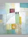 Peint a la main Abstrait Style moderne Un Panneau Toile Peinture a l\'huile Hang-peint For Decoration d\'interieur