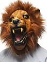 Mască de Halloween Masca pentru animale Jucarii Leu Tema ororilor 1 Bucăți Unisex Halloween Mascaradă Cadou