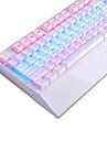 AJAZZ ak48 Kabel Multi färg bakgrundsbelysning blå Switches 104 mekanisk Tangentbord bakgrundsbelyst
