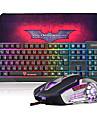 litbest pc لوحة مفاتيح الألعاب الماوس و ماوس الفأر كومبو motospeed k70 متعدد الألوان لوحة المفاتيح الخلفية ، luom x56 الماوس و ajazz الفارس الظلام الظلام