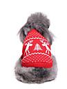 Câine Pulovere Îmbrăcăminte Câini Crăciun Crăciun Costume Pentru animale de companie