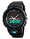 SKMEI Bărbați Ceas Sport Ceas Militar Ceas La Modă Unic Creative ceas Ceas digital Ceas de Mână Japoneză Piloane de Menținut Carnea LED
