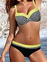 Pentru femei Bikini - Imprimeu Imprimeu Bustieră