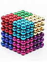 Magnetleksaker display Modell 3D-pussel Magisk Kula Superstarka neodymmagneter Stresslindrande leksaker Utbildningsleksak 1000 Bitar 3mm