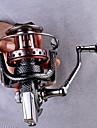 Fiskerullar Trolling Rullar Snurrande hjul 4.7:1 Växlingsförhållande+11 Kullager Hand Orientering utbytbar Sjöfiske Kastfiske Isfiske