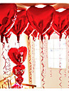 10 buc - 10 inchi roșii în formă de inimă baloane cadouri beter ® diy decorare partid