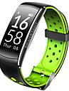 Αθλητικό Ρολόι / Μοδάτο Ρολόι / Ρολόι Φορέματος για iOS / Android Συσκευή Παρακολούθησης Καρδιακού Παλμού / Οθόνη Αφής / Συναγερμός / Ημερολόγιο / Ανθεκτικό στο Νερό / Χρονόμετρο / Βηματόμετρο