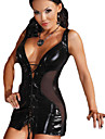 Plus de costumes Costumes de Cosplay Feminin Carnaval Nouvel an Fete / Celebration Deguisement d\'Halloween Noir