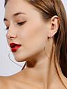 Pentru femei Cercei Set La modă Personalizat Aliaj Heart Shape Bijuterii Pentru Zilnic Casual Stradă Ieșire