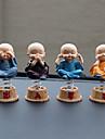 Diy auto ornamente de desene animate anime călugăriță călugăriță călugăriță&Ornamente rășină