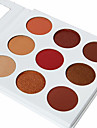 Makeup 9 Colors Eyeshadow / Eyeshadow Palette / Grooming Supplies Adult Professional Level Long Lasting Daily Makeup / Halloween Makeup / Party Makeup 1160 Cosmetic / Matte / Shimmer