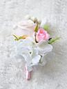 """Flori de Nuntă Butoniere Nuntă organza Satin 3.94""""(Approx.10cm)"""