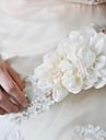 Material Textil Diadema-Nuntă Ocazie specială Cordeluțe Flori 1 Bucată