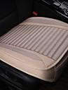 1 peca assento de carro almofadas almofadas de assento poliester preto comum para universal