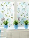 Copaci/Frunze Autocolant Geam,PVC a vinyl Material fereastra de decorare