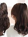 Mit Clip Pferdeschwanz Wrap AroundHohe Qualitaet Umwickeln Gute Qualitaet Synthetische Haare Haarstueck Haar-Verlaengerung Clips Klassisch