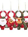 Djur Inspirerande Snögubbar Santa Snöflinga Ord & Citat Högtid Stilleben Jul FestForHoliday Decorations