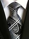 Bărbați Dungi Birou De Bază Cravată
