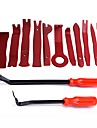 ziqiao 13 st plast bil auto dörr inredning trim borttagning panel klipp pry öppen bar verktygssats hög kvalitet handverktyg set