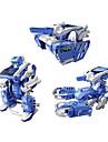 Robot Kit de Maquette Jouets Decouverte & Science Jouet Educatif Jouets Tank Militaire Galaxie Etoilee Solaire A Faire Soi-Meme Education