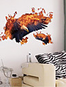 Animale Perete Postituri Autocolante perete plane Autocolante de Perete Decorative Material Pagina de decorare de perete Decal