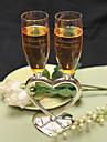 aliaj de zinc toasting flauturi cutie cadou toasting flutes recepție de nunta