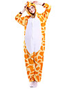 kigurumi Pyjamas Girafe Chauve souris Costume Orange Kigurumi Collant / Combinaison Cosplay Fete / Celebration Pyjamas Animale Halloween