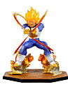 Anime Actionfigurer Inspirerad av Dragon Ball Vegeta pvc 15 CM Modell Leksaker Dockleksak